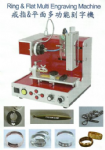 Ring & Flat Multi Engraving Machine